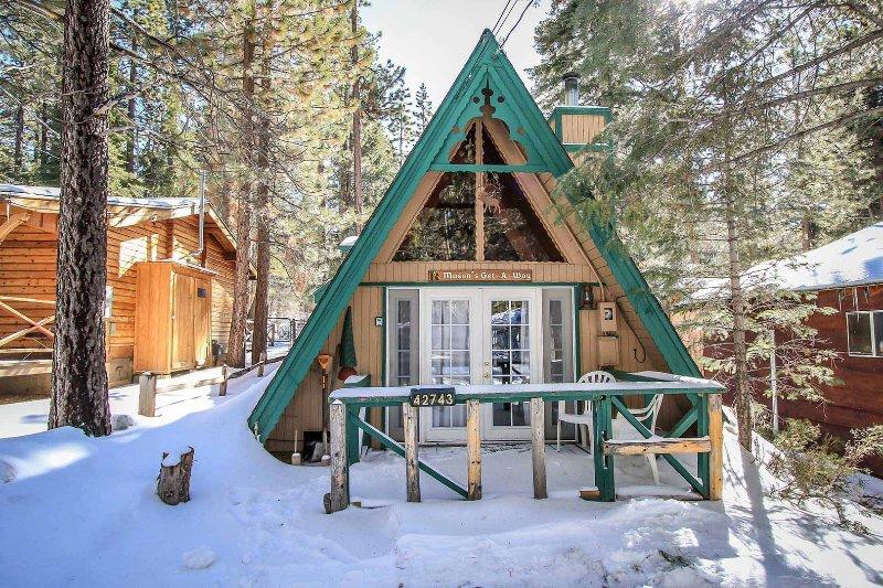 1593-Mason's Mountain Retreat - 1593-Mason's Mountain Retreat - Big Bear Lake - rentals