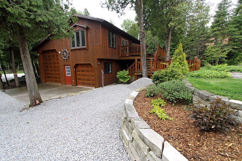 Rocky Woods Cabin cottage (#1092) - Image 1 - Tobermory - rentals