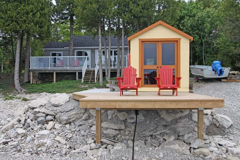 Pier 67 cottage (#1093) - Image 1 - Tobermory - rentals