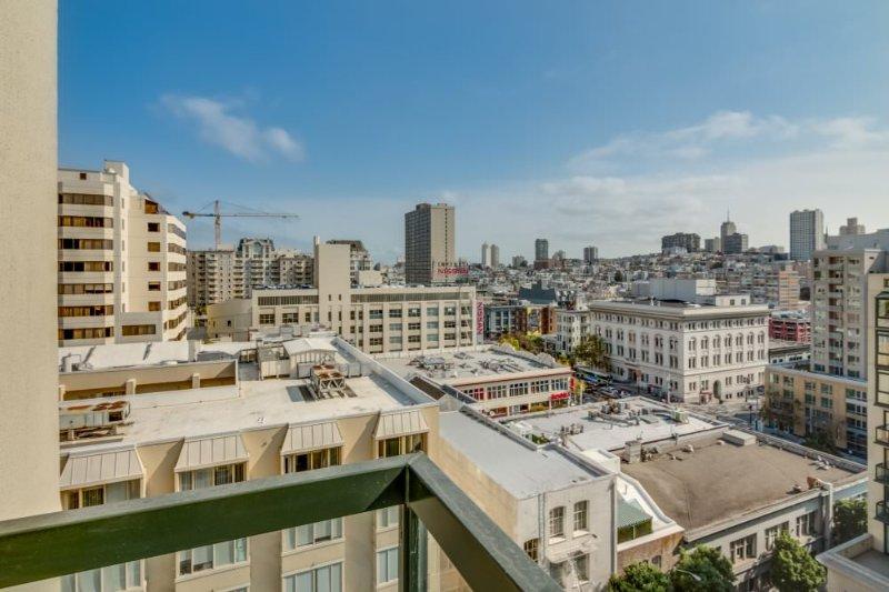1 Bd Luxury Condo In Lower Nob Hill - 1 - Image 1 - San Francisco - rentals