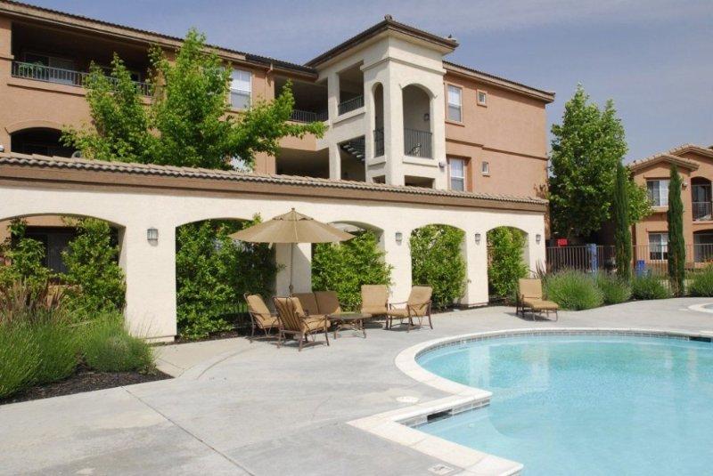Furnished 2-Bedroom Apartment at Arena Blvd Sacramento - Image 1 - Sacramento - rentals