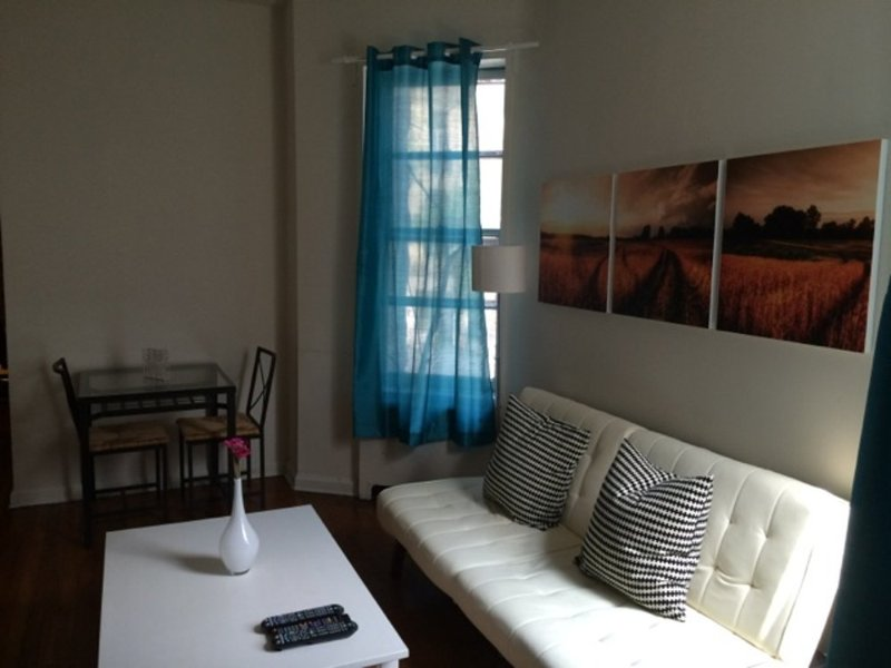 Furnished 1-Bedroom Apartment at 3rd Ave & E 82nd St New York - Image 1 - Manhattan - rentals