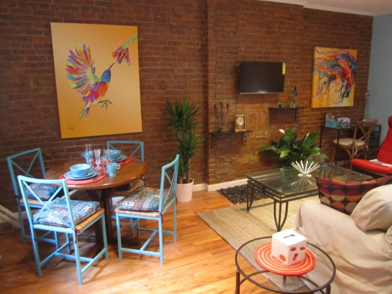 Furnished 1-Bedroom Apartment at Manhattan Ave & W 122nd St New York - Image 1 - New York City - rentals