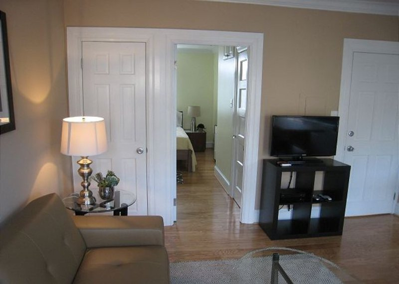 Light-Filled 1 Bedroom, 1 Bathroom Apartment in DuPont Circle - Image 1 - Rosslyn - rentals