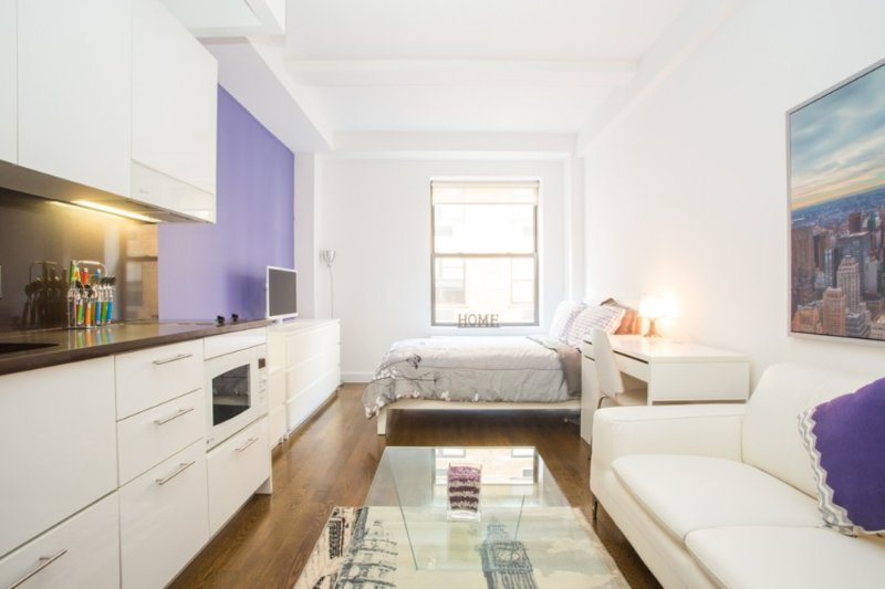 Bright and Clean Studio Apartment in New York - Image 1 - New York City - rentals