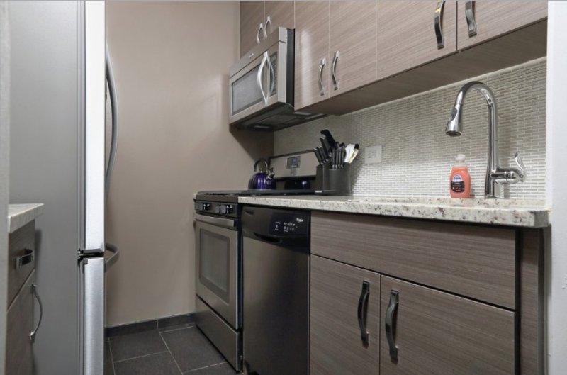 Posh 2 Bedroom, 1 Bathroom Apartment in Midtown East, New York - Tastefully Furnished - Image 1 - New York City - rentals