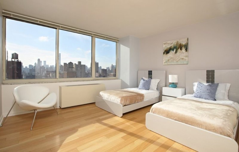 Luxurious and Well Lit 2 Bedroom, 2 Bathroom Apartment in New York - Image 1 - New York City - rentals