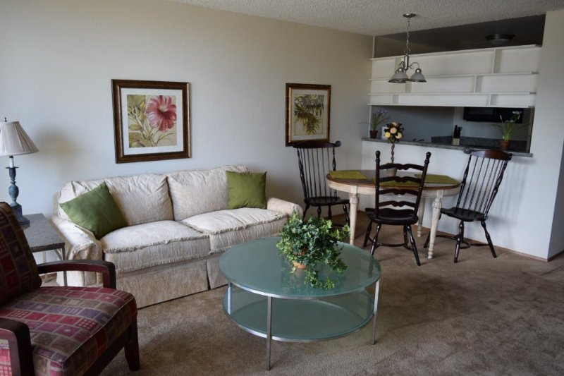 CLEAN, SPACIOUS AND BEAUTIFULLY FURNISHED 2 BEDROOM APARTMENT - Image 1 - Menlo Park - rentals