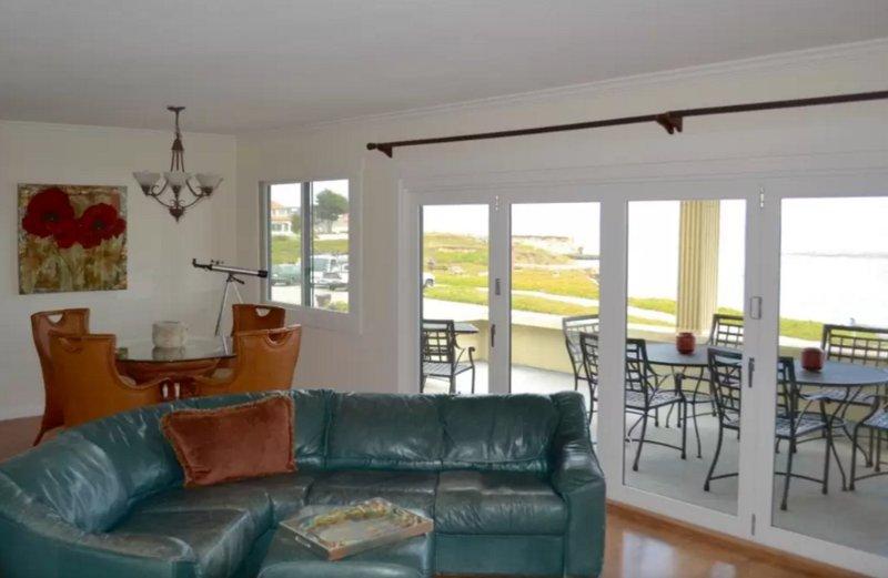 Furnished 3-Bedroom Home at W Cliff Dr & Swanton Blvd Santa Cruz - Image 1 - Santa Cruz - rentals