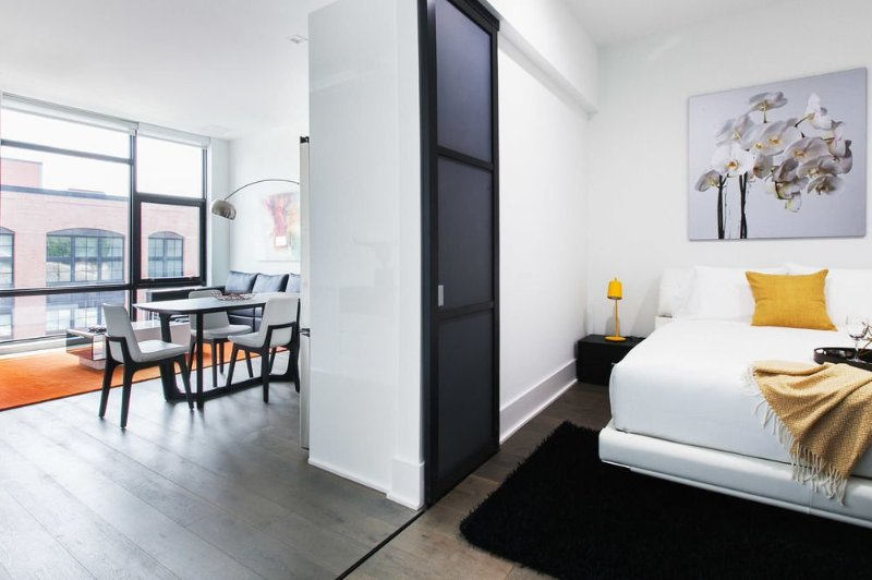 Trendy Jersey City Apartment - Lovely 2 Bedroom, 2 Bathroom Unit With Laundry - Image 1 - Jersey City - rentals