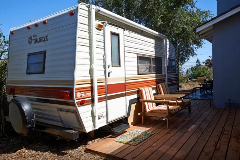 LOVELY, COZY AND VINTAGE TRAVEL TRAILER - Image 1 - San Mateo - rentals