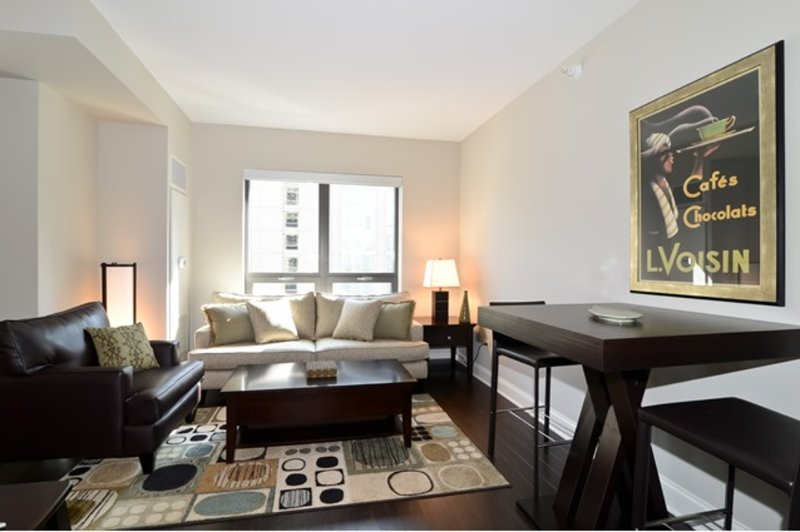 Relaxing Feel 1 Bedroom Apartment in Chicago - Great Amenities - Image 1 - Chicago - rentals