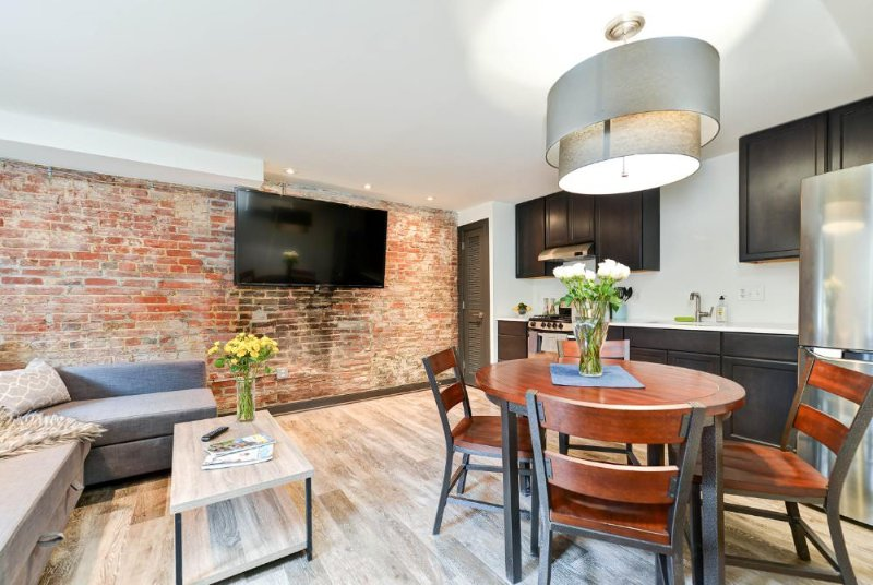Furnished 1-Bedroom Apartment at Independence Ave SE & 5th St SE Washington - Image 1 - Fairlawn - rentals