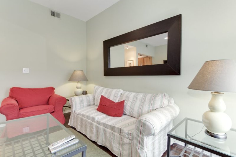 STUNNINGLY FURNISHED 1 BEDROOM CONDO IN WASHINGTON - Image 1 - Washington DC - rentals