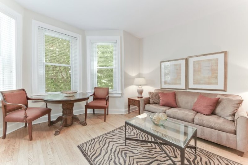 NEAT AND CLASSY 1 BEDROOM 1 BATHROOM FURNISHED APARTMENT - Image 1 - Washington DC - rentals