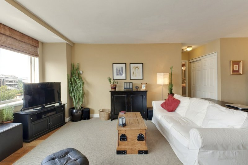 NEWLY REFURBISHED AND CLASSY FURNISHED 1 BEDROOM 1 BATHROOM CONDOMINIUM - Image 1 - Rosslyn - rentals