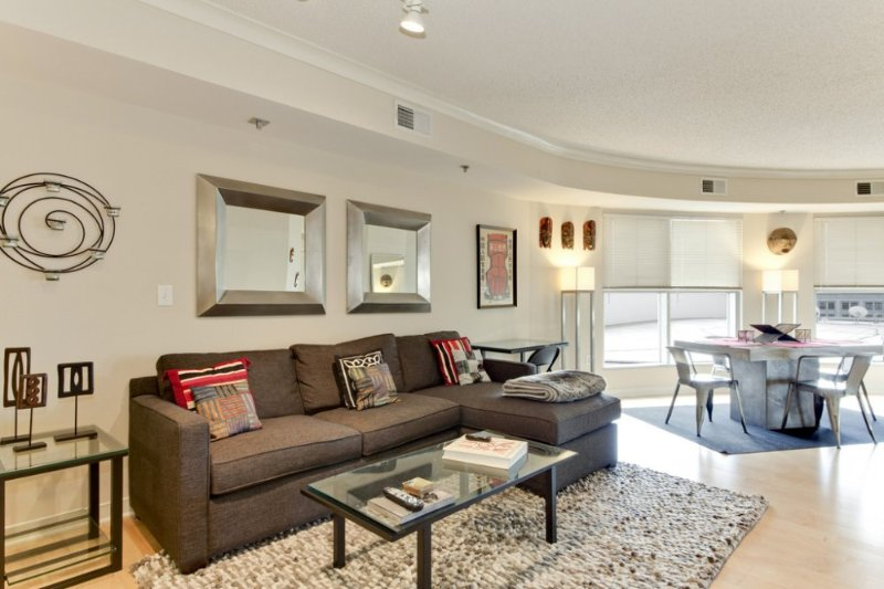 777 7th Street NW Unit 1008 - Image 1 - Washington DC - rentals