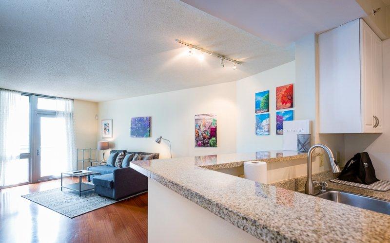 555 Massachusetts Avenue NW Unit 1216 - Image 1 - Washington DC - rentals