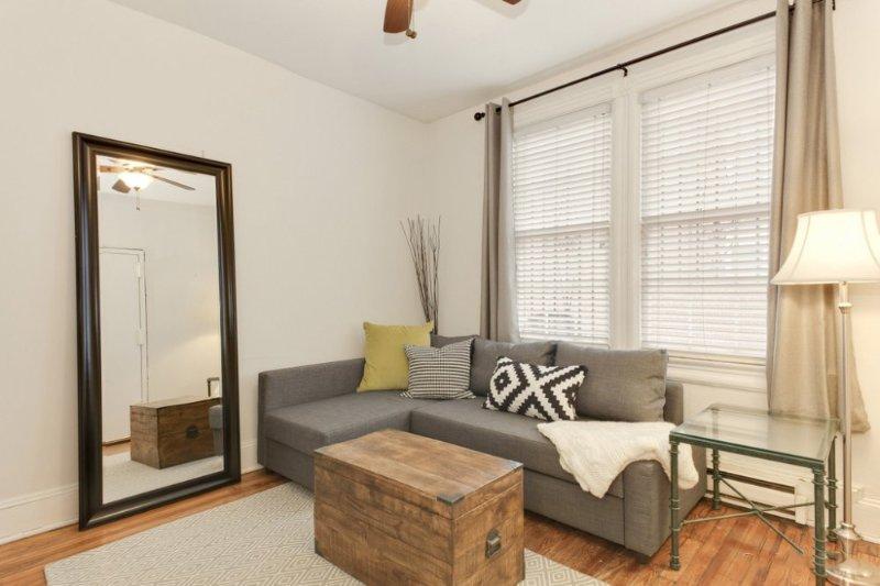 Quiet and Lovely 1 Bedroom, 1 Bathroom Condo in Georgetown - Near M Street Resaurants - Image 1 - Rosslyn - rentals