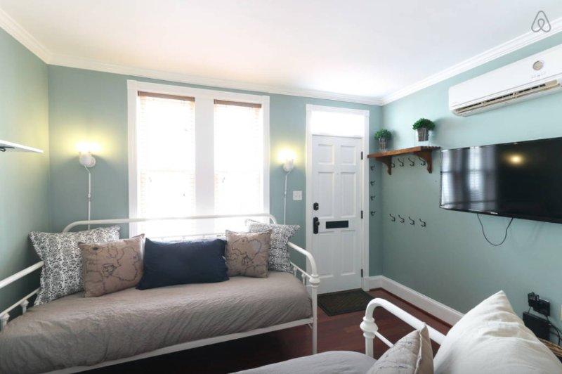 Furnished 1-Bedroom Home at 9th St NW & O St NW Washington - Image 1 - Washington DC - rentals