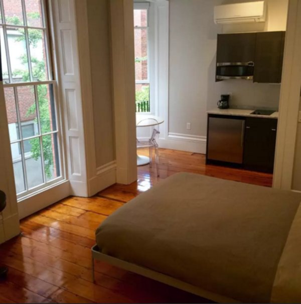 Complete Studio Apartment With Kitchenette in Beacon Hill Neighborhood - Image 1 - Boston - rentals