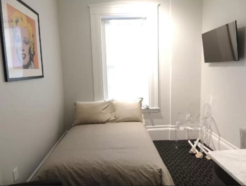 Gorgeous Studio Apartment in Beacon Hill - 5 minute Walk to Park Ave Station - Image 1 - Boston - rentals