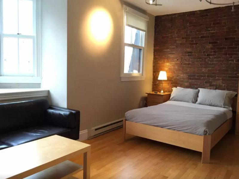 Simple yet Satisfying Studio Apartment in Boston - Image 1 - Boston - rentals