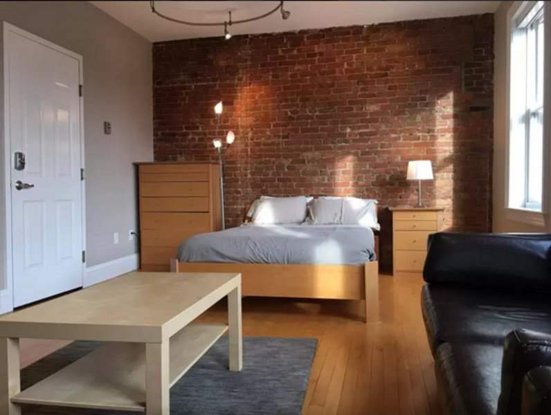 Simple yet Adorable Studio Apartment - Boston - Image 1 - Boston - rentals