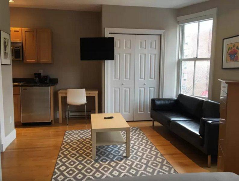 Sleek Hotel-Like 1 Studio Apartment in Boston - Image 1 - Boston - rentals