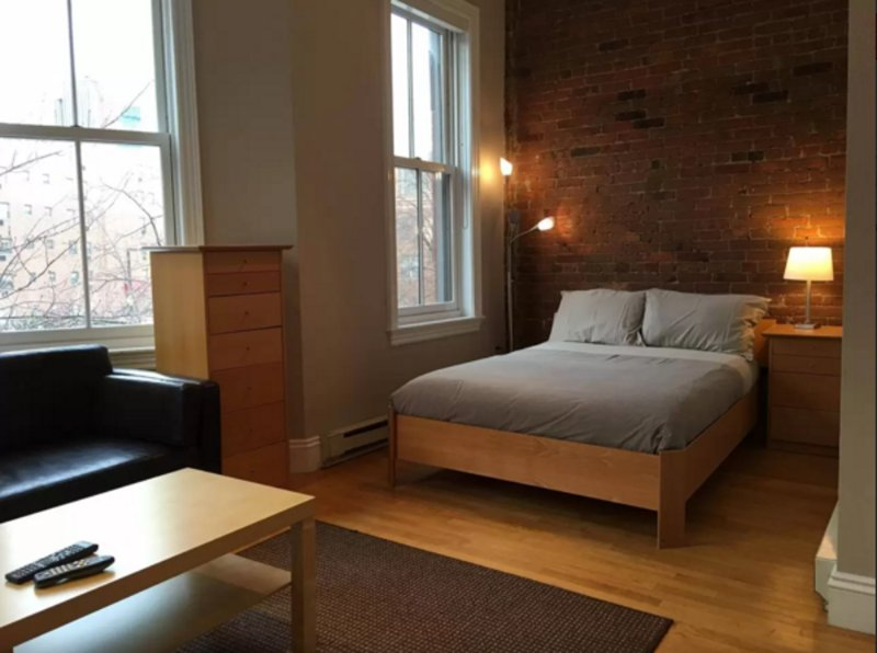 Furnished Studio Apartment at Columbus Ave & W Canton St Boston - Image 1 - Boston - rentals