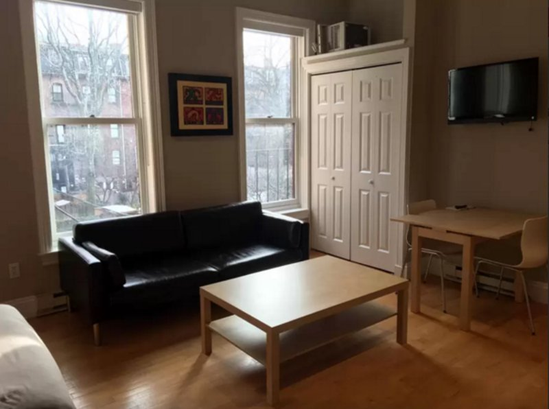Amazing Studio Apartment in Boston - Image 1 - Boston - rentals
