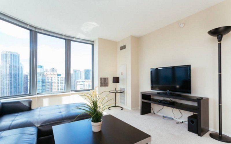 BEAUTIFUL AND MODERN 2 BEDROOM, 2 BATHROOM APARTMENT - Image 1 - Chicago - rentals