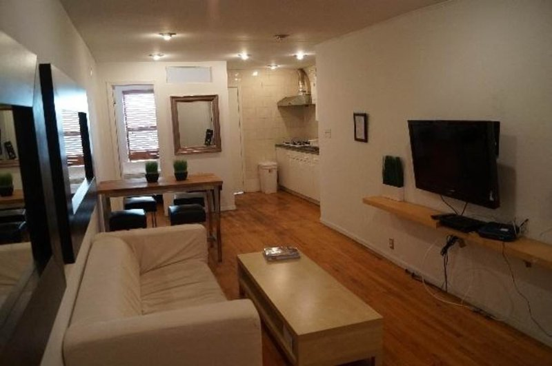 Furnished 3-Bedroom Apartment at Lafayette St & Spring St New York - Image 1 - Newark - rentals
