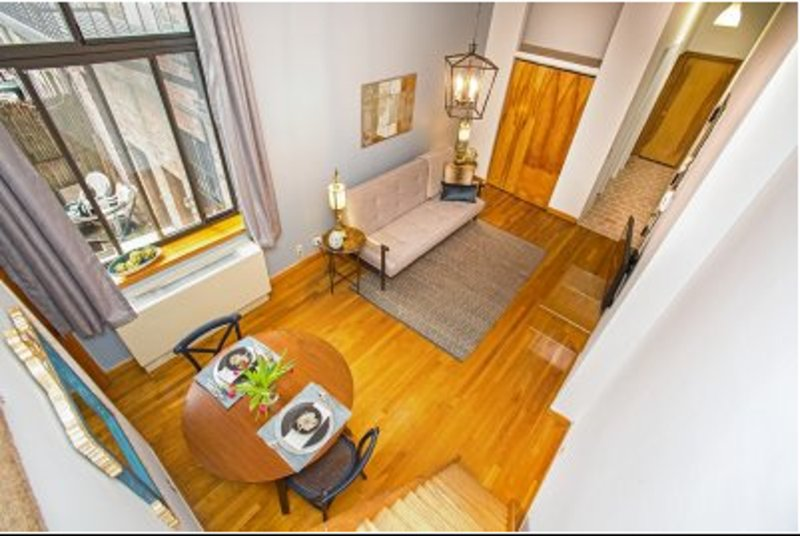 Furnished 1-Bedroom Apartment at 10th Ave & W 46th St New York - Image 1 - New York City - rentals