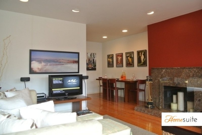 Furnished 1-Bedroom Condo at Webster St & Union St San Francisco - Image 1 - San Francisco - rentals