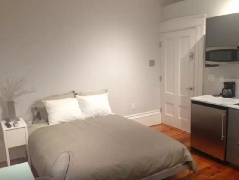 BEAUTIFULLY FURNISHED, COZY AND CLEAN STUDIO APARTMENT - Image 1 - Boston - rentals