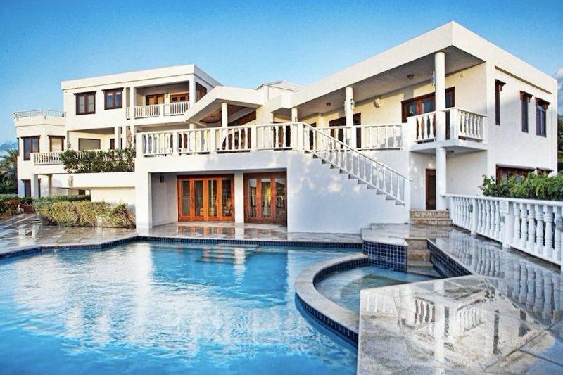 Luxury 9 bedroom Anguilla villa. Pure Luxury! - Image 1 - Anguilla - rentals