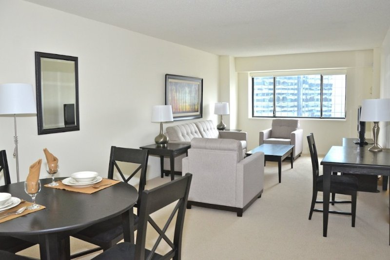 WONDERFULLY FURNISHED 1 BEDROOM, 1 BATHROOM APARTMENT - Image 1 - Boston - rentals