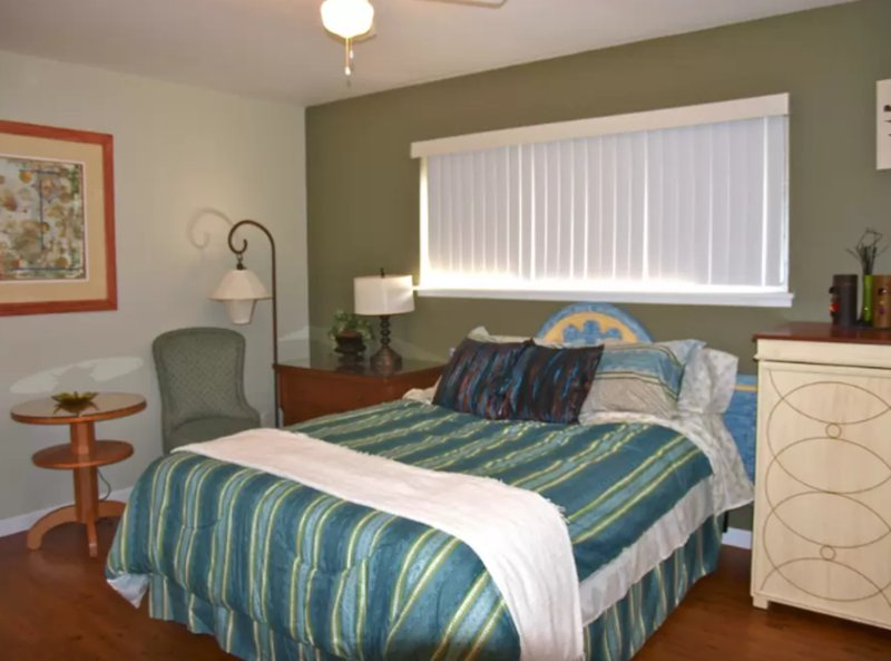 Furnished 1-Bedroom Apartment at 37th Ave S & S 137th St Tukwila - Image 1 - Tukwila - rentals