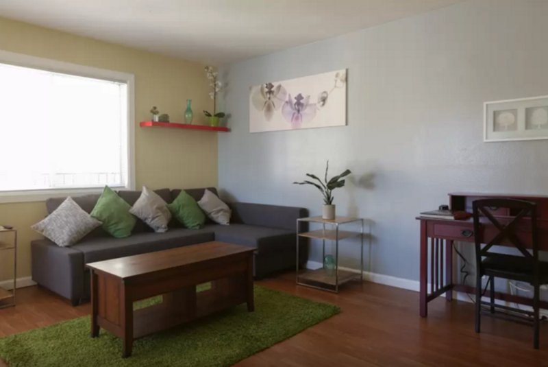 Furnished 2-Bedroom Apartment at 17th St & Chanslor Ave Richmond - Image 1 - Richmond - rentals
