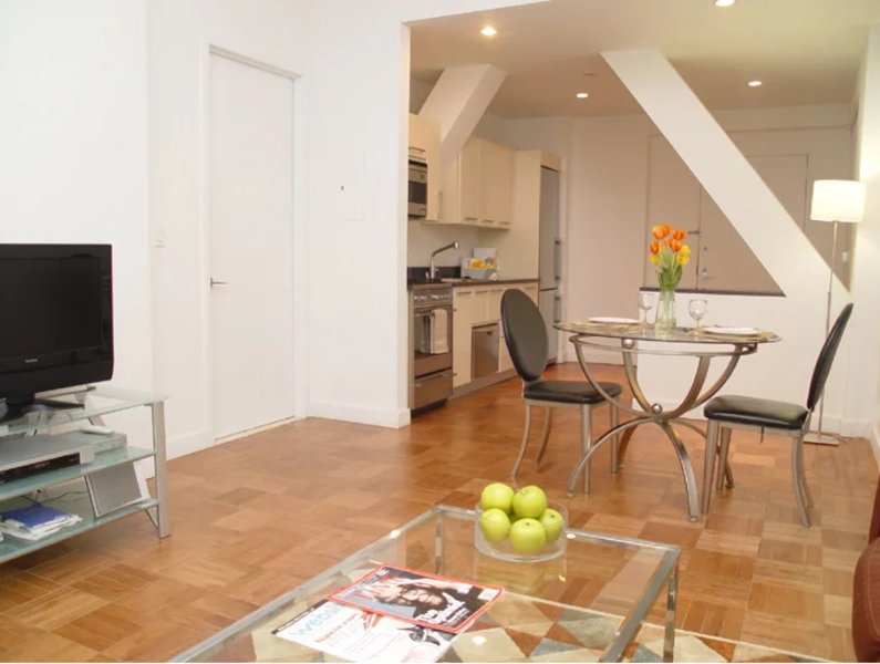 Furnished 1-Bedroom Apartment at William St & Exchange Pl New York - Image 1 - New York City - rentals