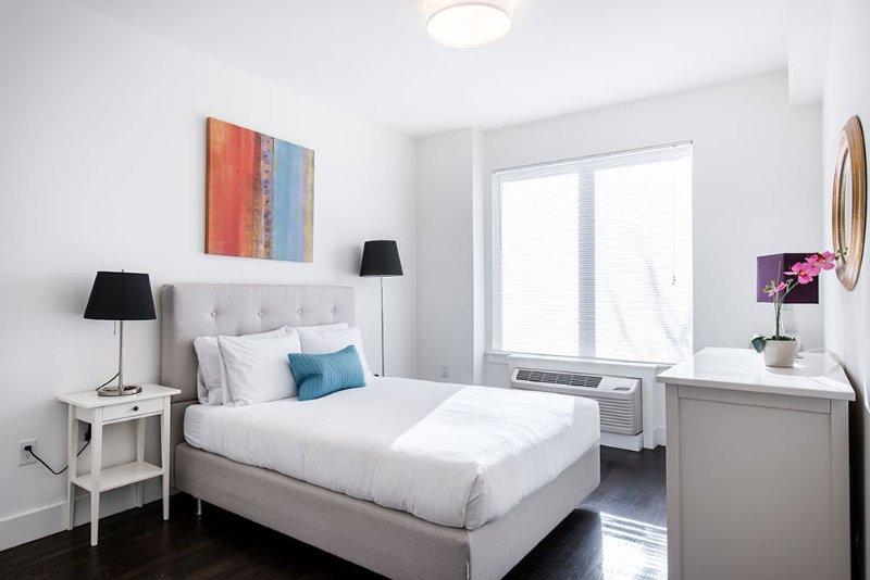 Elegant and Beautiful 1 Bedroom, 1 Bathroom  Apartment - Jersey City - Image 1 - Jersey City - rentals