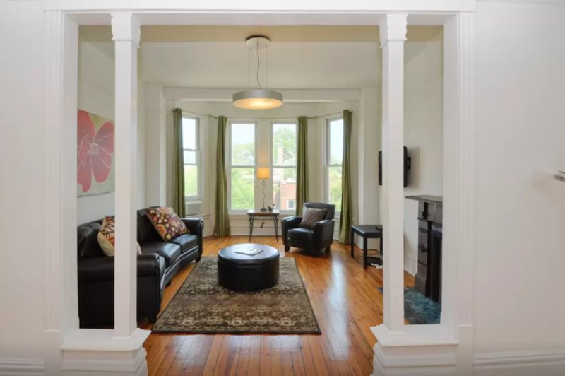 Furnished 2-Bedroom Apartment at W Division St & N Wolcott Ave Chicago - Image 1 - Chicago - rentals