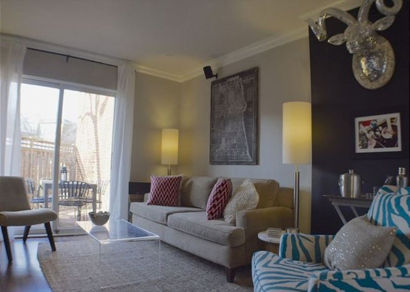 Furnished 2-Bedroom Apartment at N Lincoln Ave & W Webster Ave Chicago - Image 1 - Chicago - rentals