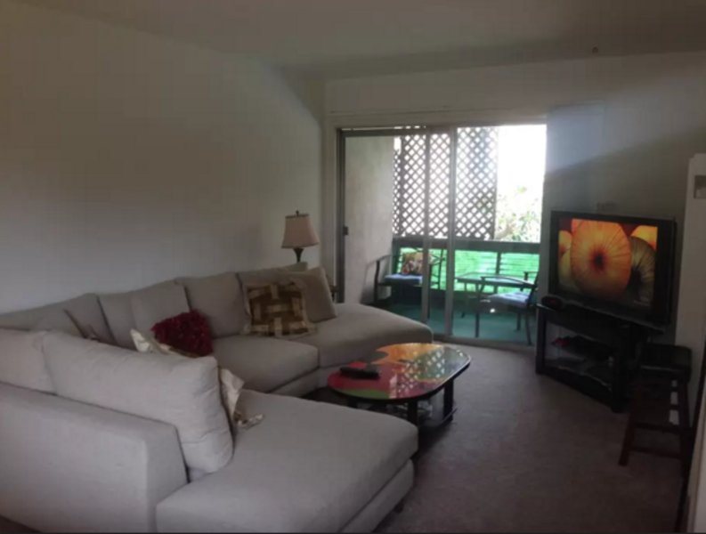 Furnished 1-Bedroom Apartment at Gayley Ave & Strathmore Dr Los Angeles - Image 1 - Westwood  Los Angeles County - rentals