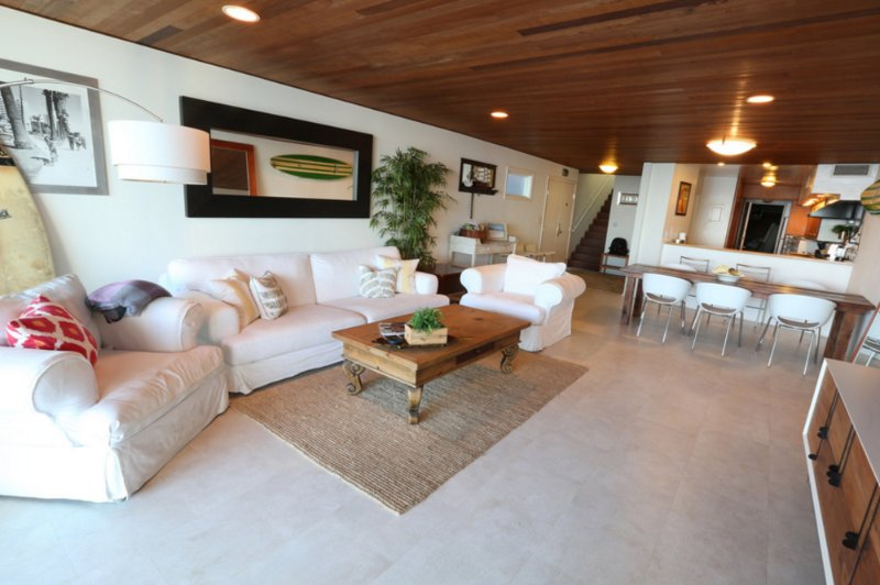 Furnished 3-Bedroom Home at Pacific Coast Hwy & Las Flores Canyon Rd Malibu - Image 1 - Topanga - rentals