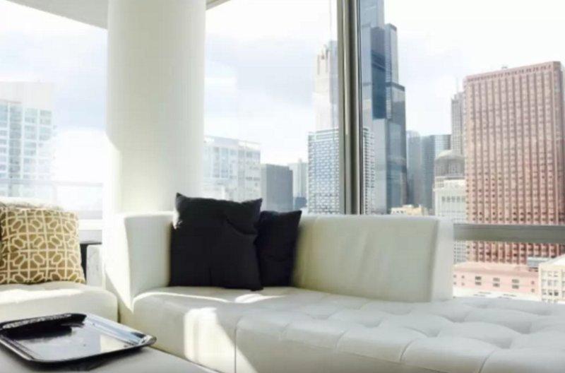 Amazing Views From Top Tier Floor - Image 1 - Chicago - rentals