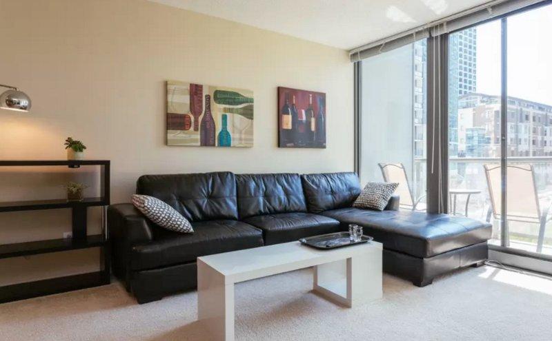 1 Bed 1 Bath Luxury Condo Near Lake - Image 1 - Chicago - rentals