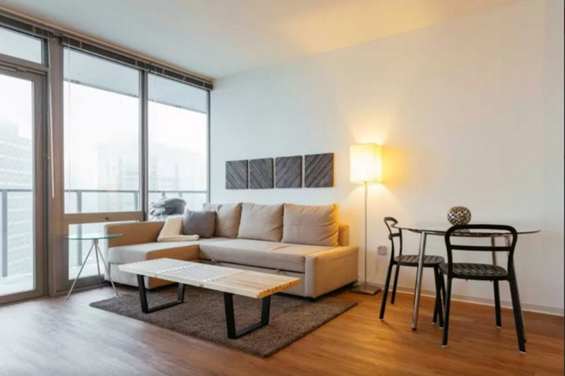 Furnished 1-Bedroom Apartment at Coast Chicago - Image 1 - Chicago - rentals