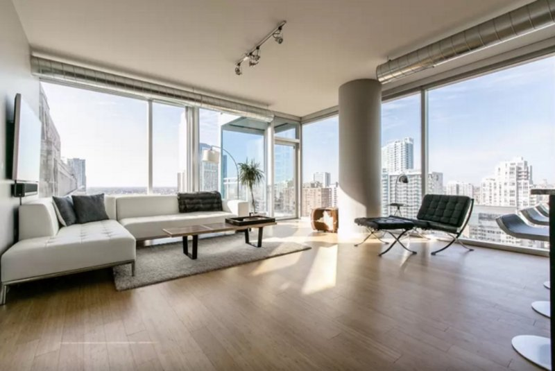 Furnished 2-Bedroom Apartment at W Kinzie St & N Wells St Chicago - Image 1 - Chicago - rentals
